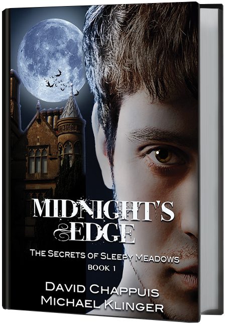 Midnight's Edge Book #1 Cover